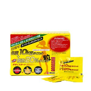 Viên uống giảm cân 10kg Minami Nhật Bản
