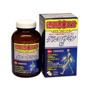 Viên uống bổ xương khớp Glucosamine, Chondroitin Minami