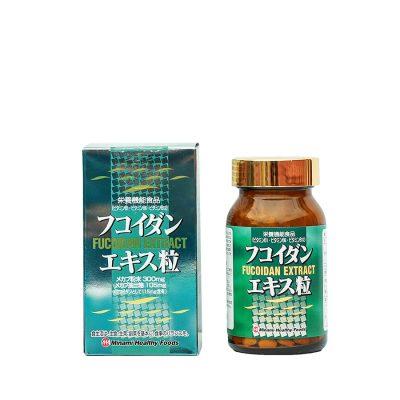 Viên uống tảo Fucoidan Minami Nhật Bản