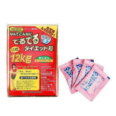 Viên uống giảm cân 12kg Minami Nhật Bản