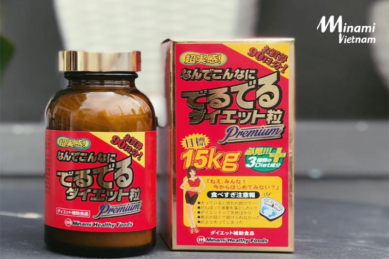 Viên uống giảm cân 15kg + 25% mỡ thừa đánh tan mỡ thừa nhanh chóng