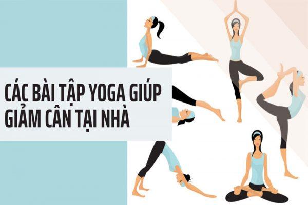 Gợi ý bài tập Yoga giảm cân cho người mới bắt đầu vô cùng đơn giản