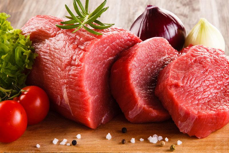 Thịt bò là thực phẩm mang lại cho cơ thể bạn nhiều năng lượng