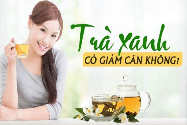 Mách bạn cách uống trà xanh giảm cân đạt hiệu quả cao nhất!