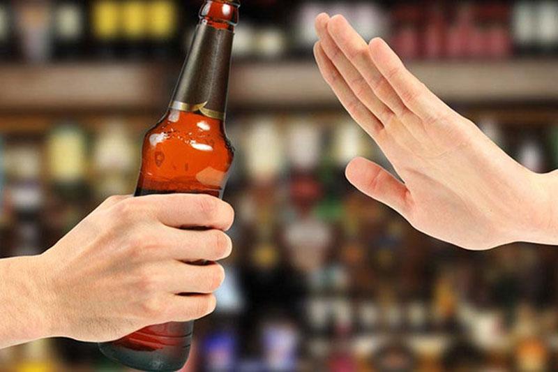 Nói không với những thức uống có cồn nếu bạn muốn xương khớp khoẻ mạnh