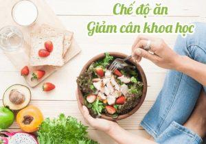 Ăn uống khoa học để giảm cân cùng minami