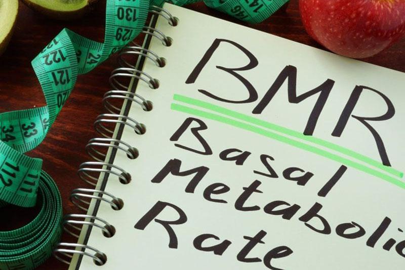 Lượng calo nền phụ thuộc vào các yếu tố cân nặng, chiều cao, độ tuổi và cả giới tính