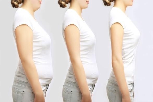 Giảm cân đúng cách là giảm cả cân nặng và mỡ thừa trong cơ thể