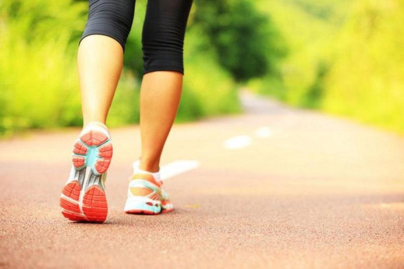 Quản lý thời gian tốt để có thể đi bộ mỗi ngày