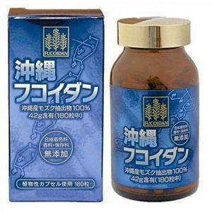 Fucoidan xanh Nhật Bản Minami