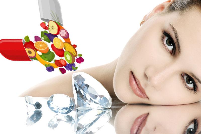 Thực phẩm chức năng mang lại lợi ích về cả sức khoẻ và sắc đẹp