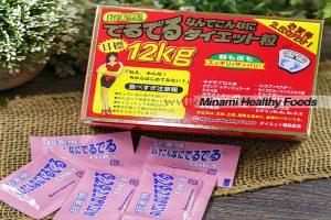Chi tiết cách dùng giảm 12kg của Nhật để giảm cân tốt nhất
