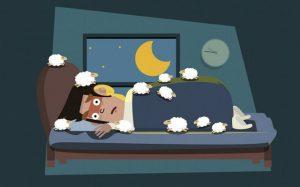 Mất ngủ không hề có lợi cho sức khỏe