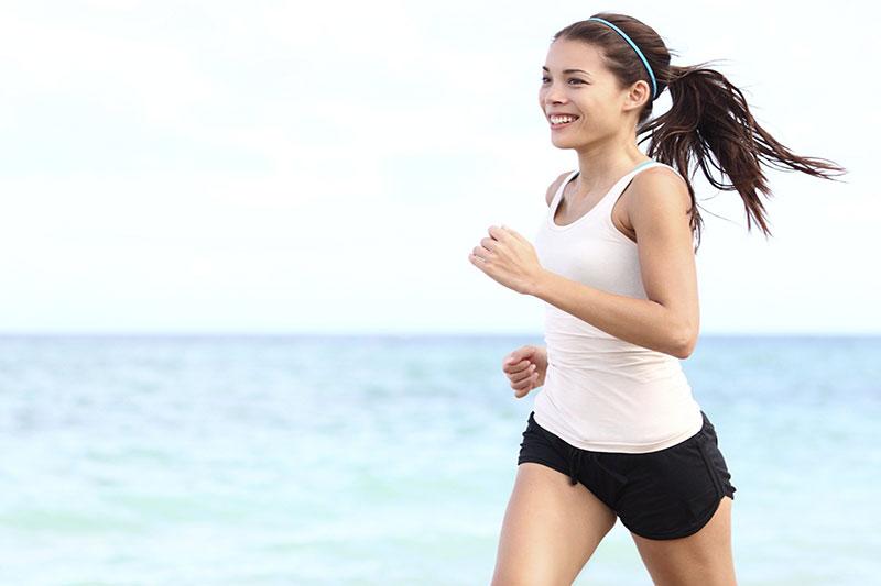 Tập thể dục là phương pháp hiệu quả giúp tăng mỡ nâu một cách tự nhiên