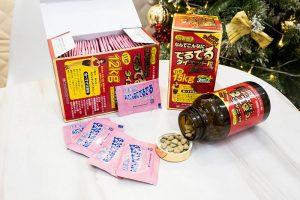 Viên uống giảm cân Minami Deruderu 12 kg và Minami Deruderu Premium 15kg