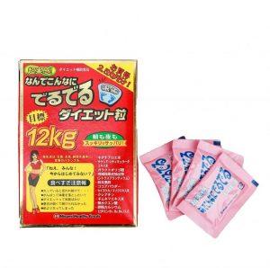 Sản phẩm thuốc hỗ trợ giảm cân minami 12kg Nhật Bản
