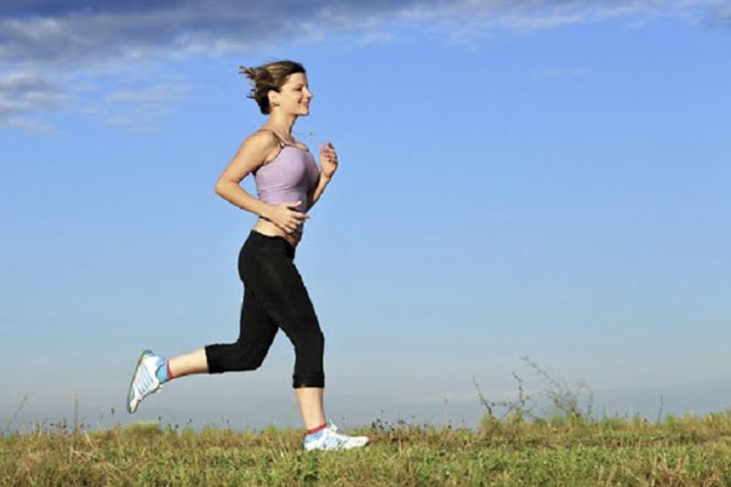 Đừng quên chạy bộ thường xuyên nha!