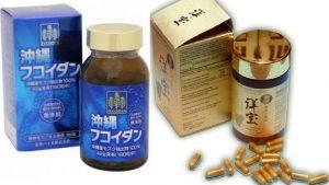 Thuốc điều trị ung thư Fucoidan